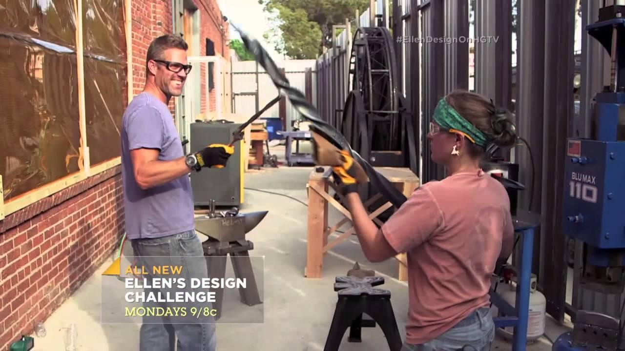 HGTV Ellen Design Challenge With California Closets San Diego