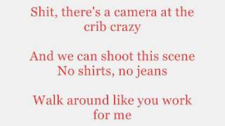 Trey Songz - paper planes  w/ lyrics