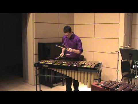 """Amazing Grace""-Joe Ganzelli, Vibraphone"