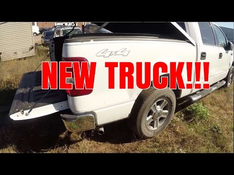 New 2005 Ford F150 - PART 1 - Copart Auction