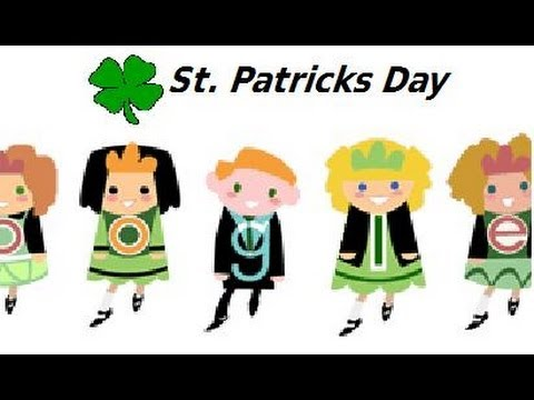 St. Patrick's Day Irish Dancing - Google Doodle - YouTube