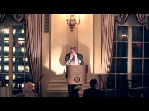 Video Highlights from the New York Attorney General's Office Alumni Dinner hosted by Robert Abrams