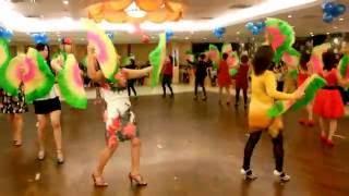 粉红色的回忆 chinese folk dance pink memory