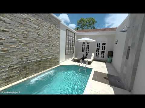 Honeymoon Romeo & Juliet One-Bedroom Villa Suite Review Tour at Sandals Grande Riviera Jamaica