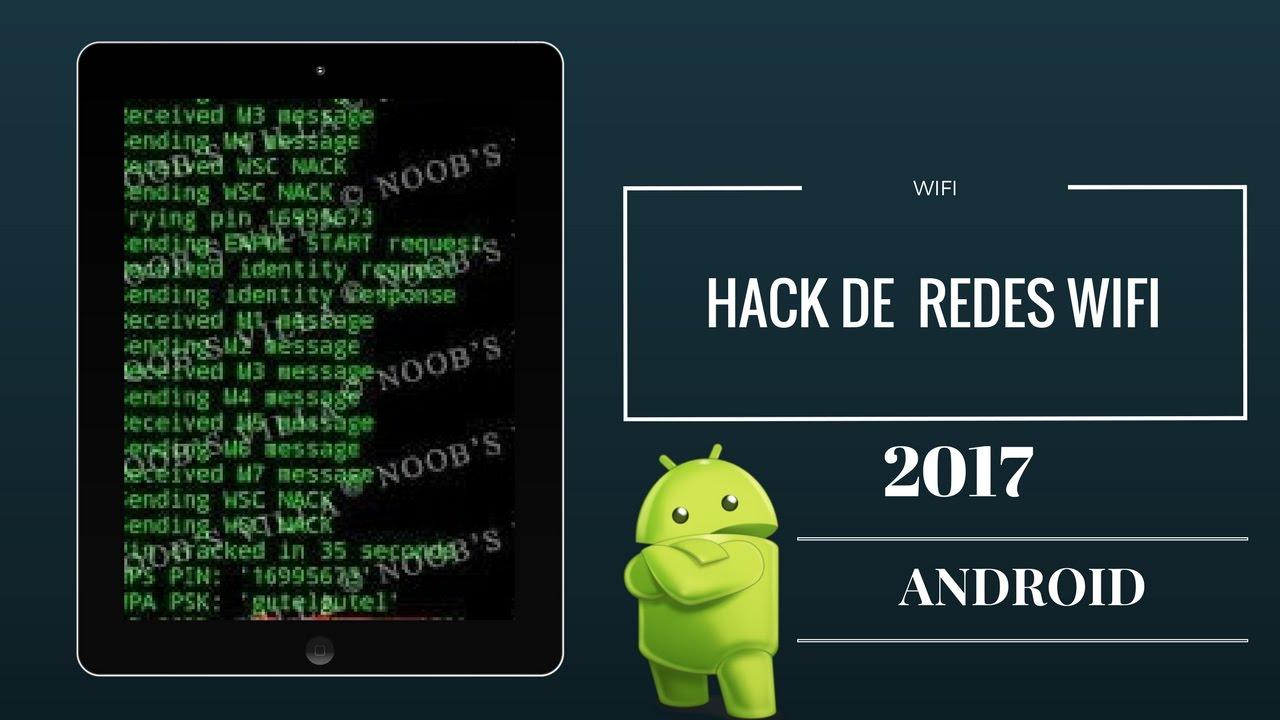 programa para hackear redes wifi en celulares