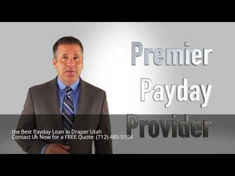 Payday Loan Near Me Draper Utah