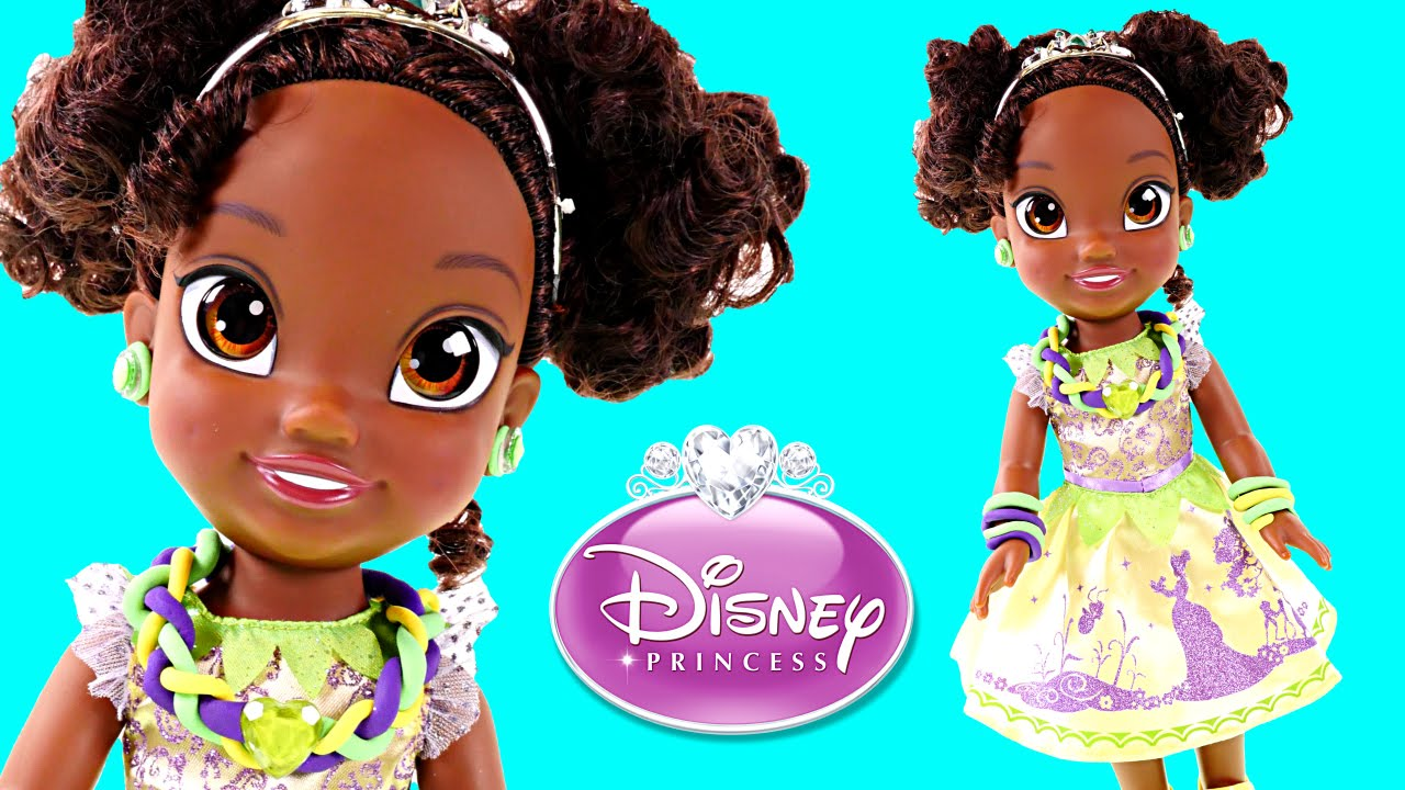 Tiana Mi Primera Princesa Disney Coleccion La Princesa Y