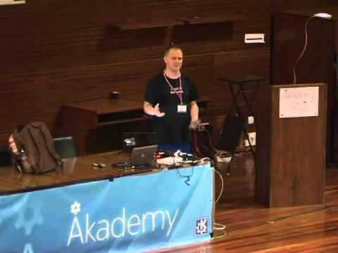 Shashlik - Android Applications on Real Linux - Akademy 2015