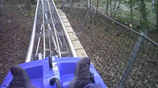 The Runaway Mountain Coaster, Branson Missouri