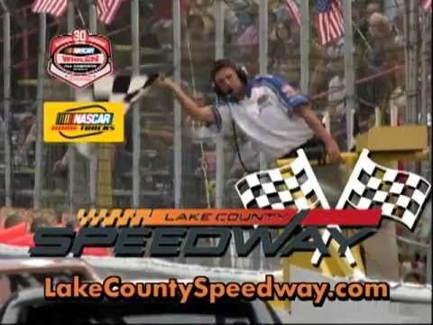 Lake County Speedway - Ohio Racetrack - Stock Car Racing