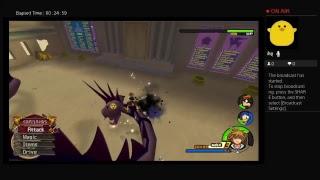 Kingdom Hearts 2.5 Ps4 full game run Proud Raw Part#2