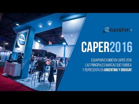 Equaphon en CAPER 2016