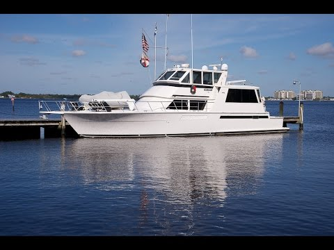 60 Viking Sport Yacht For Sale