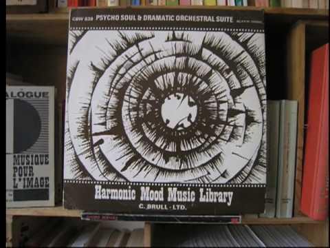 Psycho - soul, 1971 Jerk UK music library Audio samples