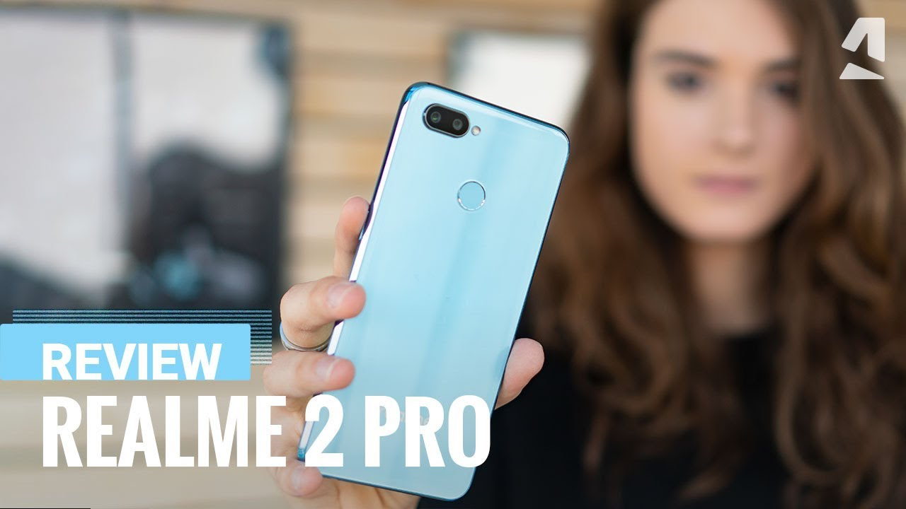 Realme 2 Pro - Full phone specifications