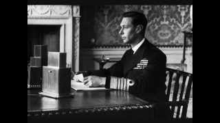 King George VI - Royal Christmas Message 1939 (unabridged version)
