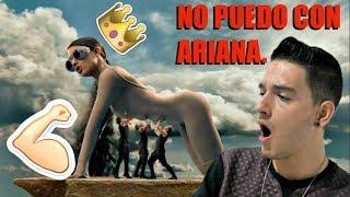 Ariana Grande - God is a Woman | Reacción 💪👩⚖️