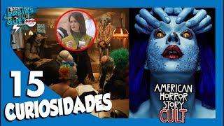 15 Curiosidades AMERICAN HORROR STORY CULT - ¿Sabías qué..? #95 | Popcorn News