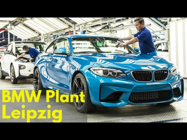 Bmw Plant Leipzig Youtube