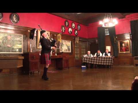 Ian K. MacDonald - The Livingstone 2015