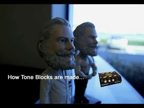 How the Quilter Tone Block 200 guitar head is  made right here in Costa Mesa, California!