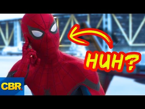 Thumbnail: 10 Spiderman Secrets You Didn't Know About Spider-Sense!