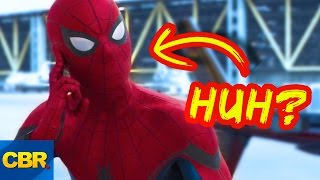 10 Spiderman Secrets You Didn't Know About Spider-Sense!