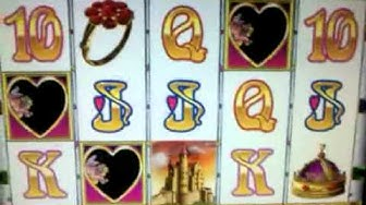 "Magic Games  Spiel: Queen of Hearts ""Novomatic Unterhaltungsgerät"