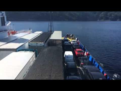 Tadoussac/Bsc Ship Berthing