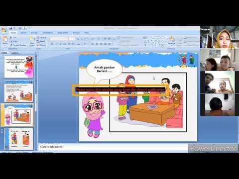 VIDEO PRAKTIK PPL SIKLUS 2 PPG DALJAB 2020 ANGKATAN 1