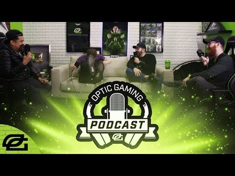 Scump's replacement, Jack's halo 3 lan, and how will blackout stay on top  | OpTic Podcast ep 69