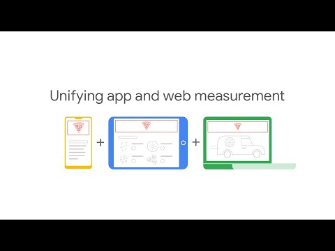 Unifying app and web measurement