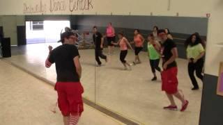Celosa - DJ Morphius, El Pelon Del Mikrophone - Tribal Fitness Routine w/ Bradley