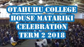 otahuhu college music department house matariki celebration 2018