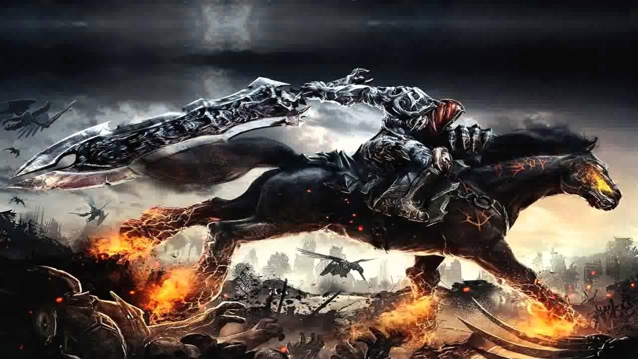 Fire Lion Hd Wallpaper Revelation 6 Epic Video Horsemen Of The Apocalypse