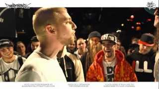 Tay Tay vs Pamflit **Major League Battle** (Basementality Battles @ Fasching)
