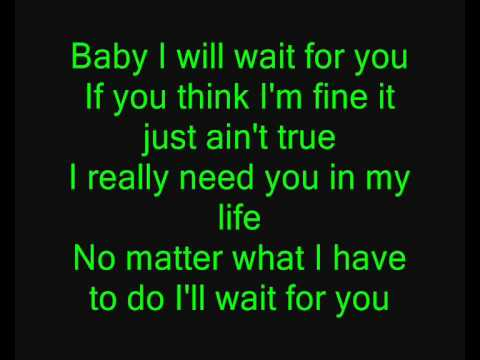 Elliott Yamin - Wait for you