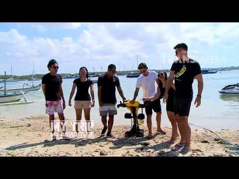 MTMA - Main Water Sport Di Pantai Serangan (3/6/18) Part 1