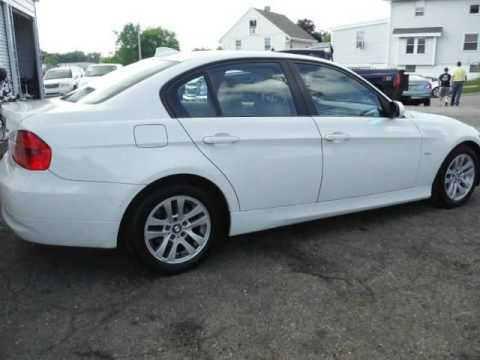 2007 BMW 3 Series 328i FULLY LOADED WHITE WARRANTY CLEAN Akron Ohio