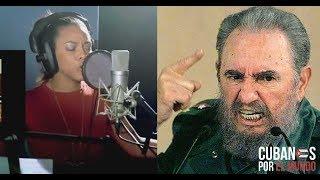 EXCLUSIVA: Laritza Bacallao fue obligada a cantarle a Fidel Castro en su cumpleaños