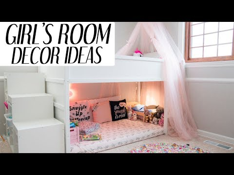 Kids Room Decor Ideas For Girls L Xolivi Youtube