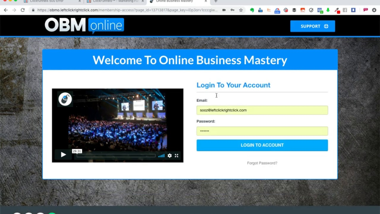 Some Known Details About Clickfunnels Membership Site
