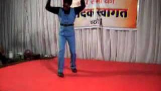 Rajesh Khanna Dance Duplicate