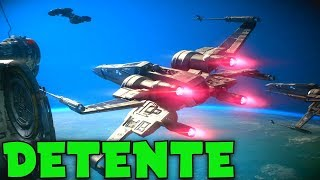 STAR WARS BATTLEFRONT 2 - MODE COMBATS SPATIAUX ! #02