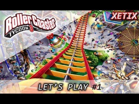 Rollercoaster Tycoon 3 - Gameplay Español (Parte 1)