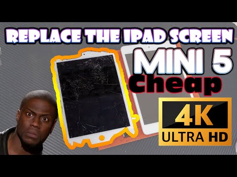 Cheap IPAD Screen Replacement | Screen Replacement Process IPAD Mini 5 Specific and Detail