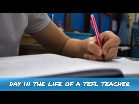 A Day in the Life of a Teacher in Thailand - Alice - TEFL Heaven