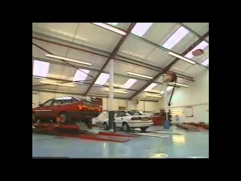 Old Top Gear - Written off cars