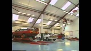 Old Top Gear - Written off cars