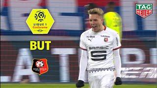 But Adrien HUNOU (60') / SM Caen - Stade Rennais FC (1-2)  (SMC-SRFC)/ 2018-19